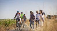 Balades à pied et à vélo