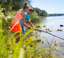 la pêche, une tradition locale