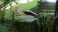 L'eau et les Moulins