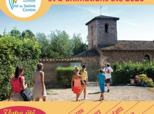 Votre été en Val de Saône Centre !