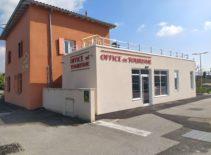 Ouverture du nouvel Office de tourisme à Guéreins !
