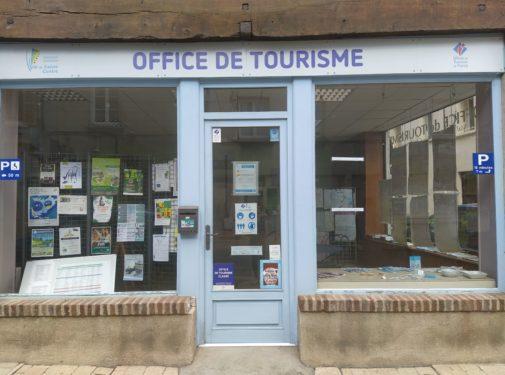 Fermeture définitive de l'antenne touristique de Thoissey