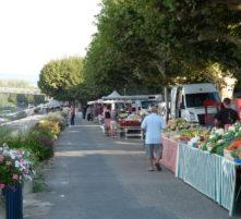 marché du quai de saône à montmerle-sur-saône