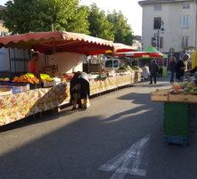 marché de thoissey