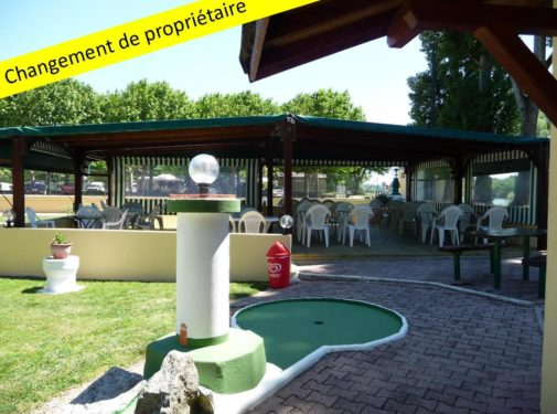 restaurant bar le golf