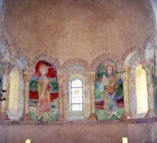 visite commentée de l'eglise saint symphorien d'illiat