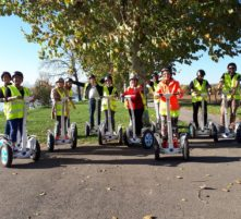 segway walks