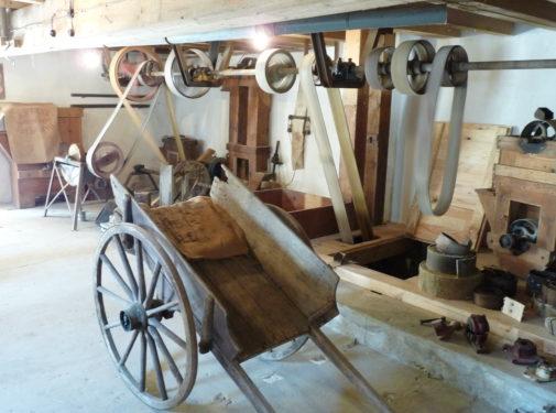 moulin crozet