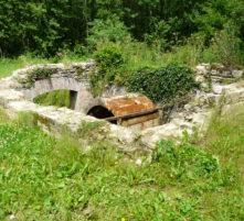ruines du moulin à huile