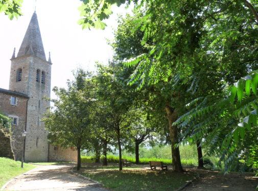 site des minimes (chapelle et tour)